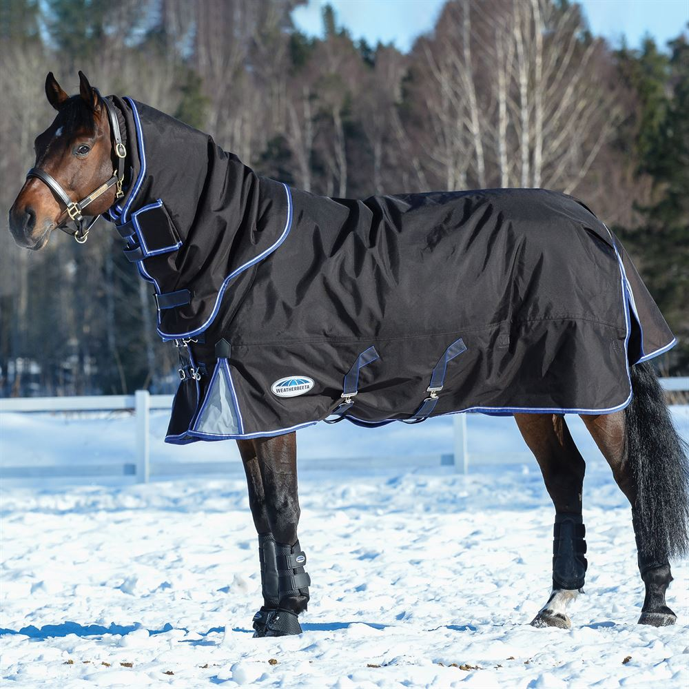 WeatherBeeta® ComFiTec™ Ultra Cozi Detach-A-Neck Heavyweight Turnout Blanket