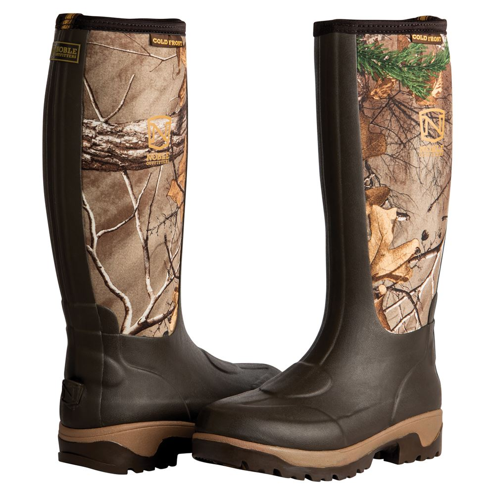 Noble Outfitters™ Men's MUDS® Cold Front High Realtree Xtra® Camo Boots