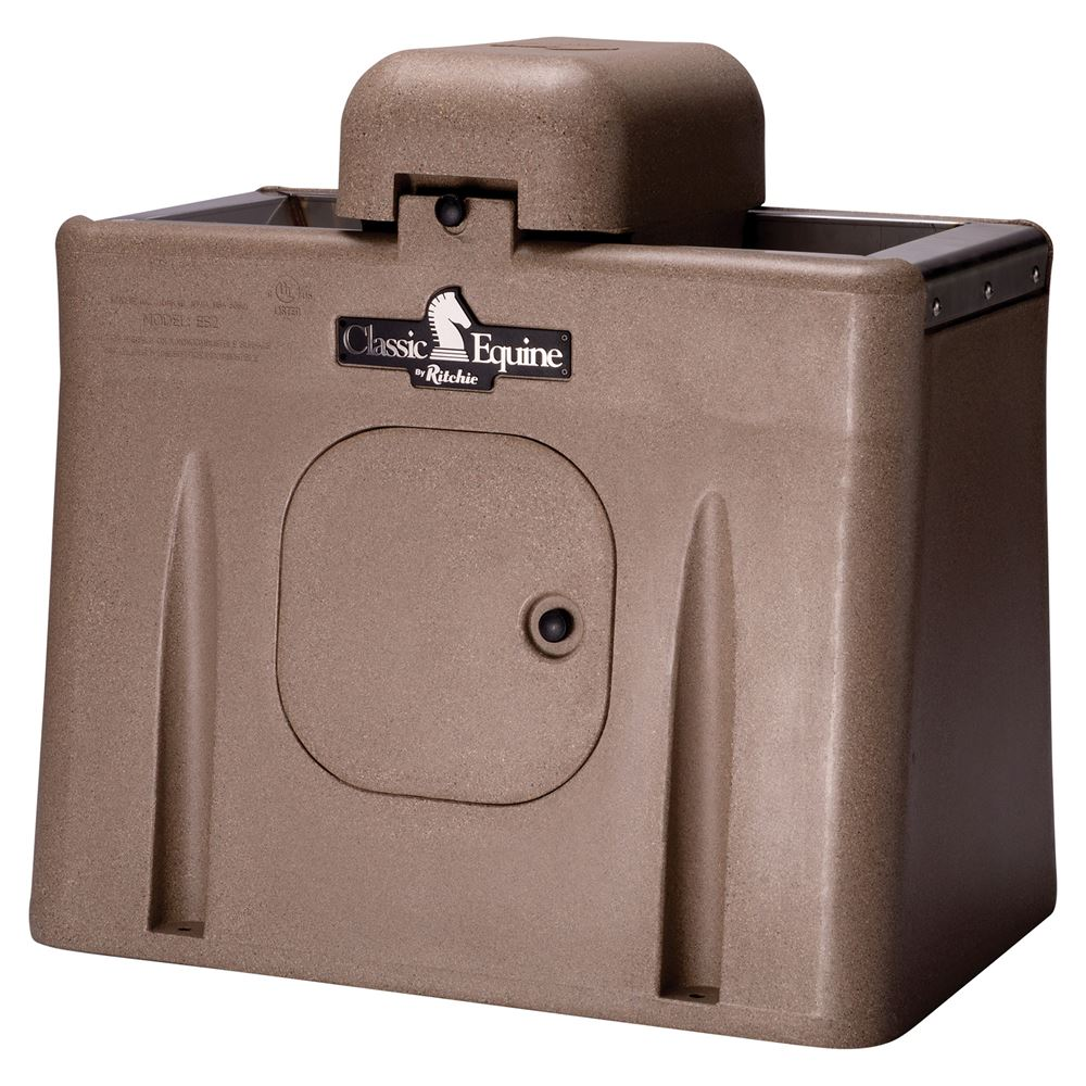 Classic Equine® by Ritchie® UltraFount Heated Automatic Waterer � Double