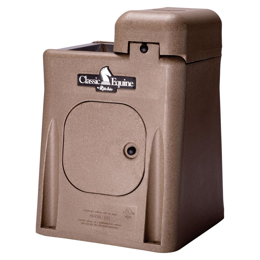 Classic Equine® by Ritchie® UltraFount Heated Automatic Waterer � Single