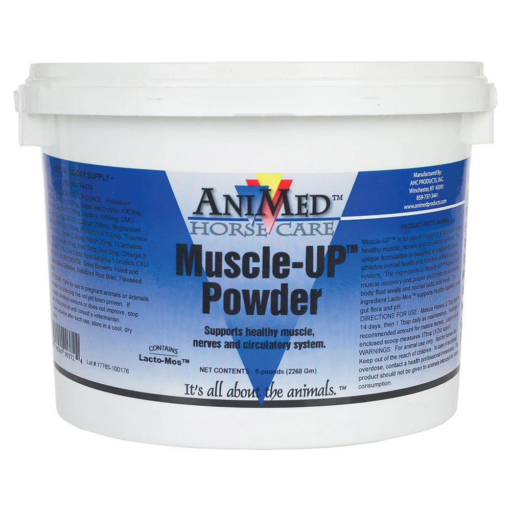 AniMed™ Muscle-UP™ Muscle Building Supplement