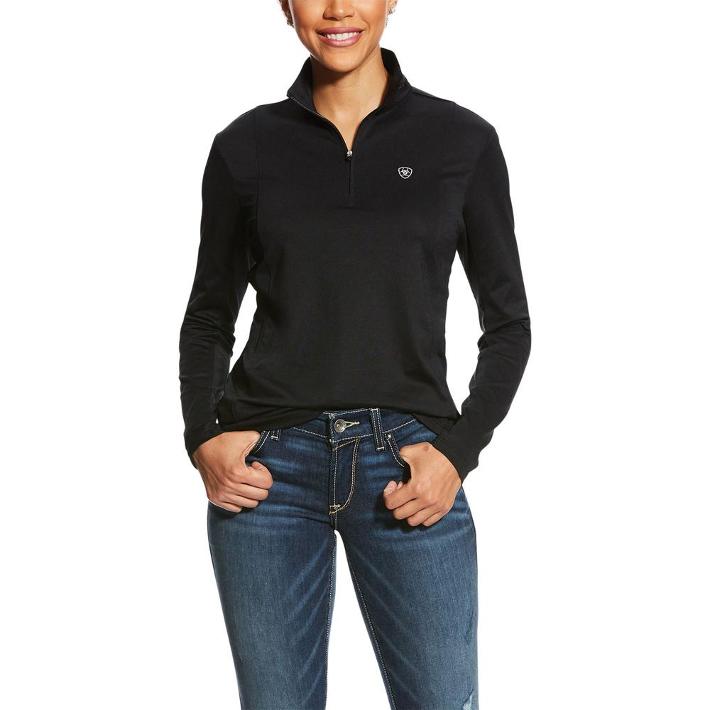 Ariat Ladies Sunstopper � Zip