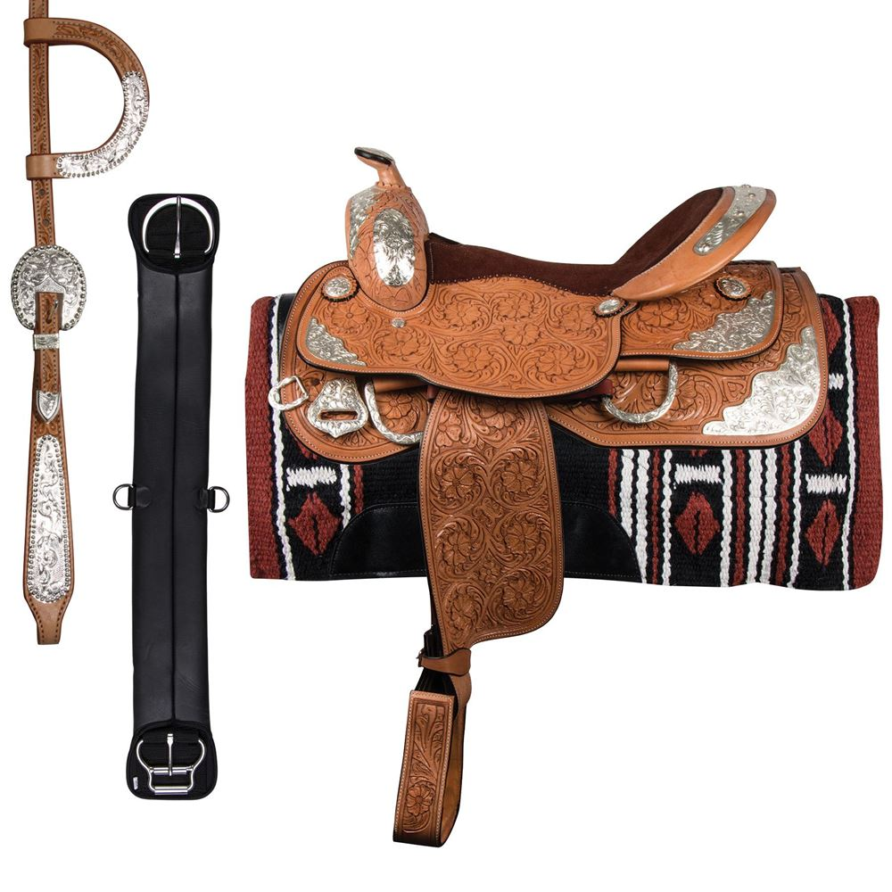 Double S Denver Saddle Package