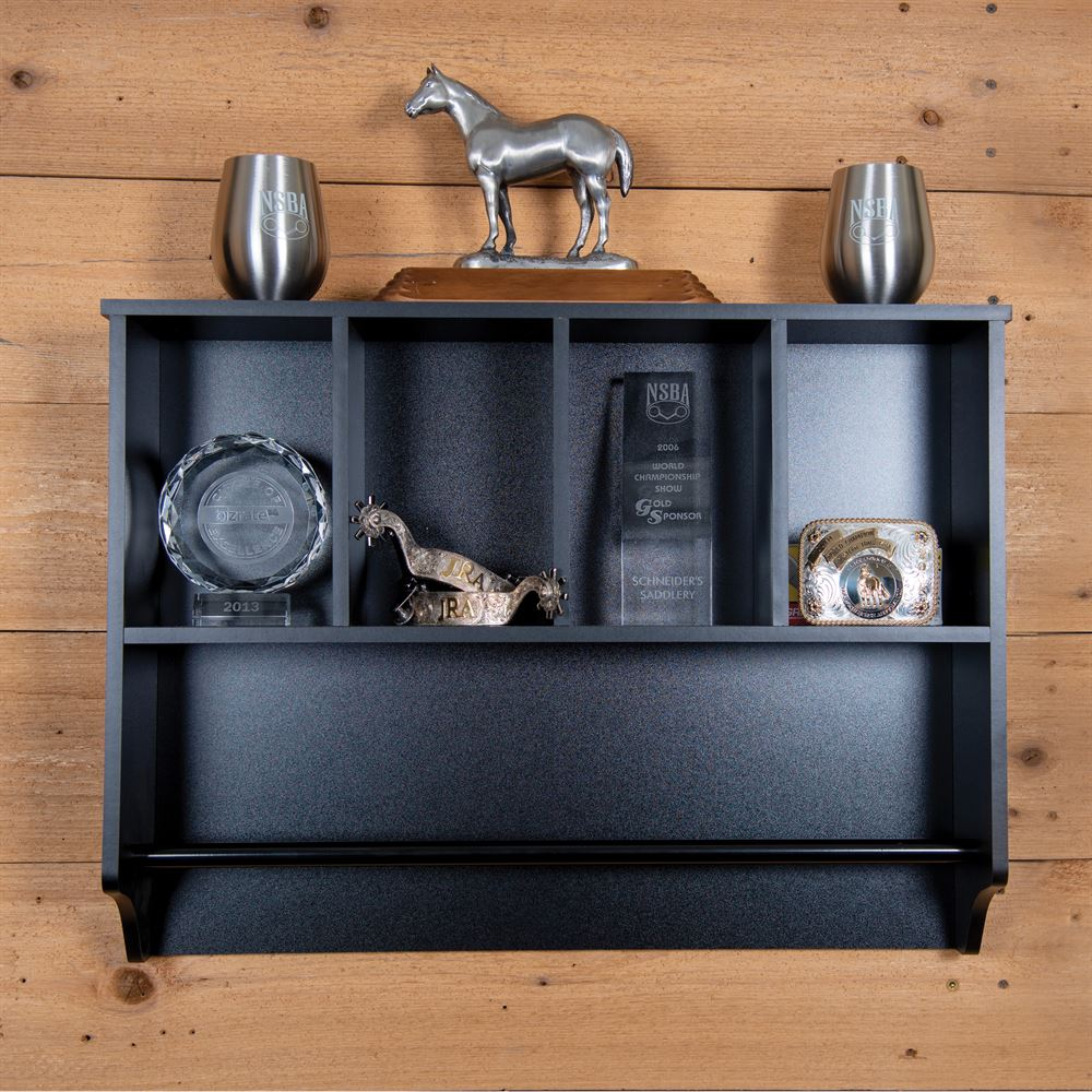 Easy-Up® Display Shelf with Hanging Rod