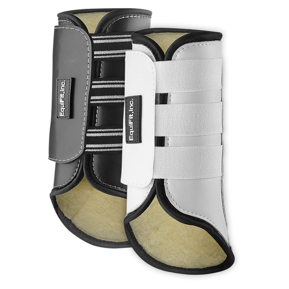 EquiFit® SheepsWool MultiTeq™ Front Boots