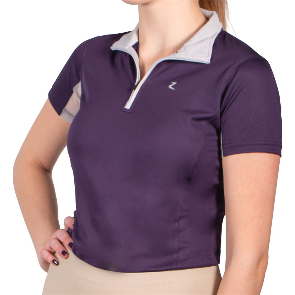 Horze® Women's Trista Functional Short Sleeve Shirt