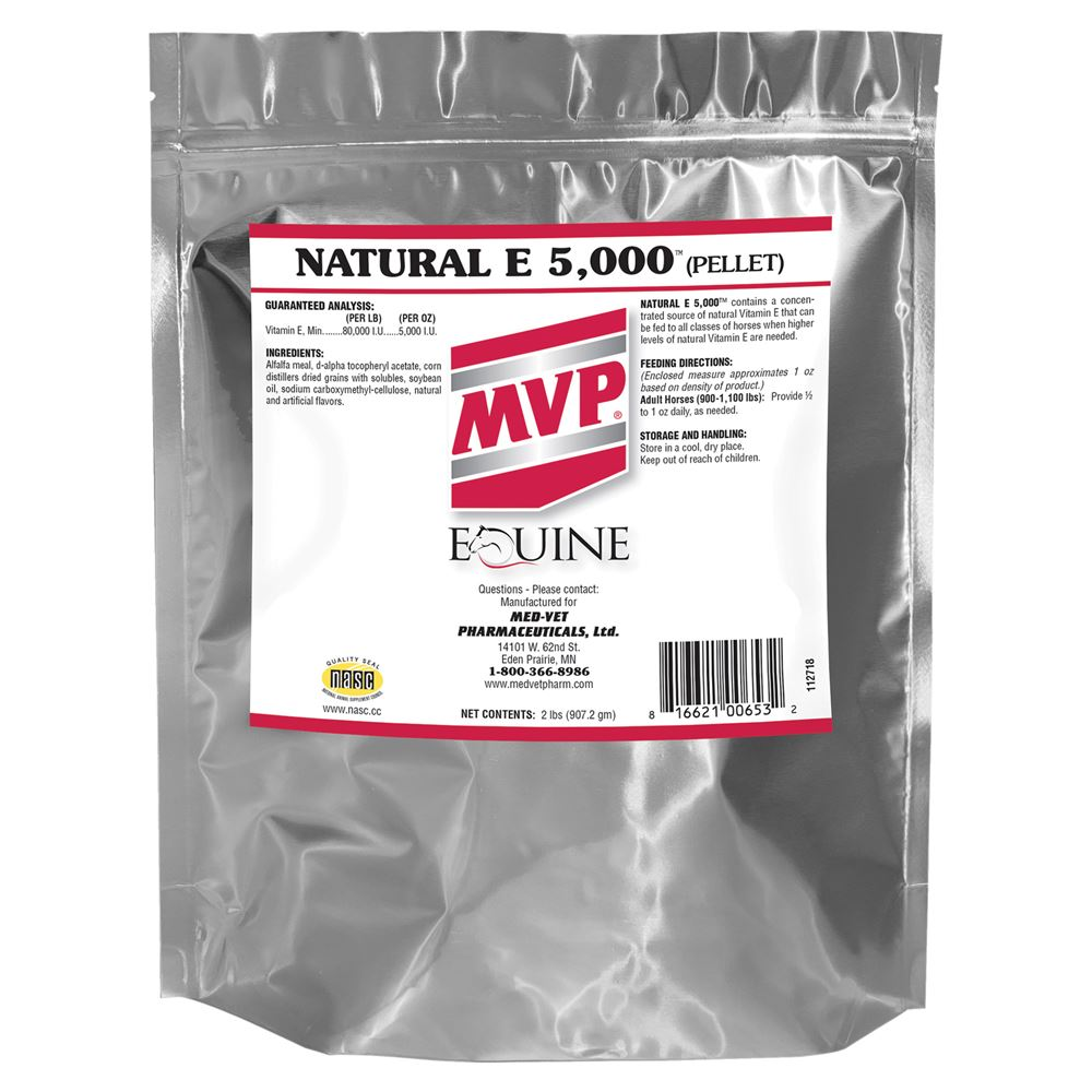 Med-Vet Natural E 5,000™ Vitamin Supplement