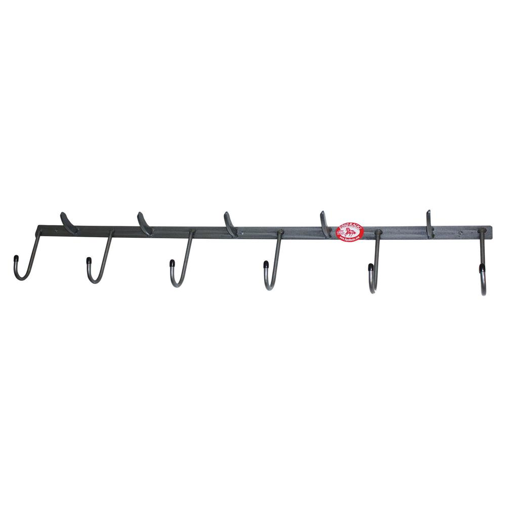 Equi-Racks Wall Mount 11 Hook Utility Rack