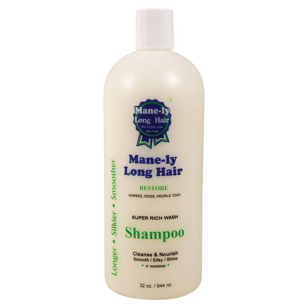 Mane-ly Long Hair Restore Shampoo