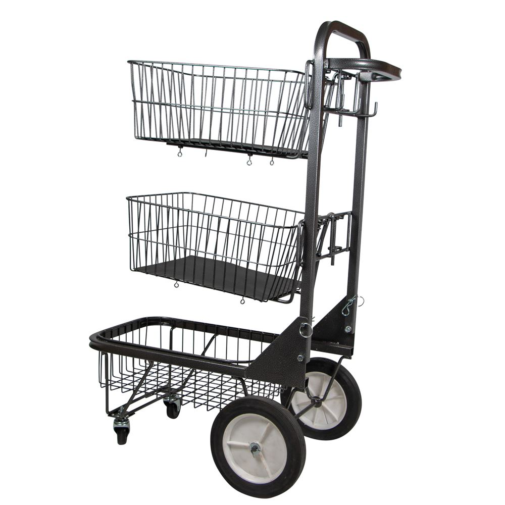 Easy-up Pro 3 Basket Rolling Dolly
