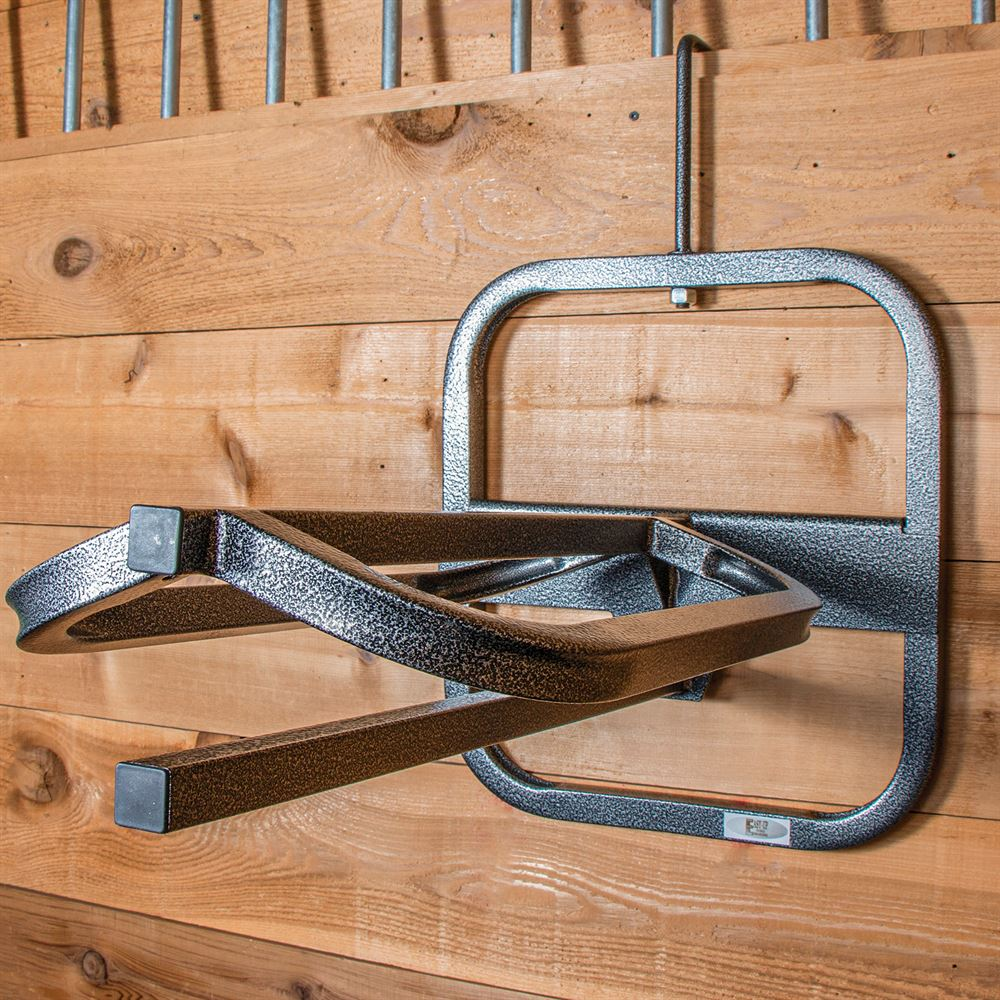EASY-UP PRO SERIES HOOK OVER SADDLE RACK W/PAD BAR
