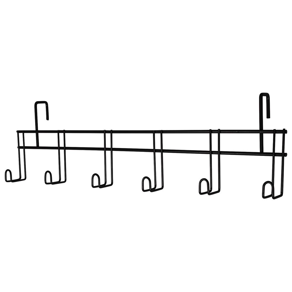 Easy-Up® 6 Hook Tack Rack with Hangers