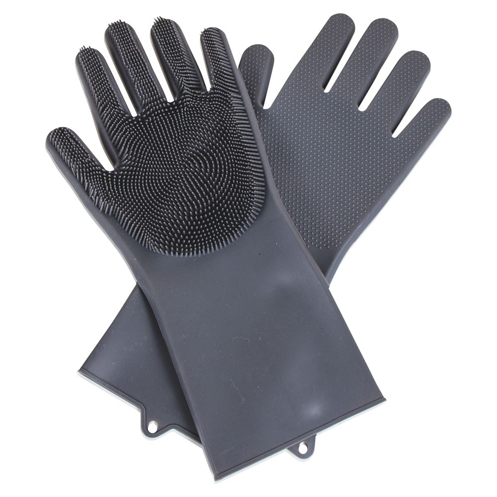 Schneider's Gel Grooming and Bathing Gloves