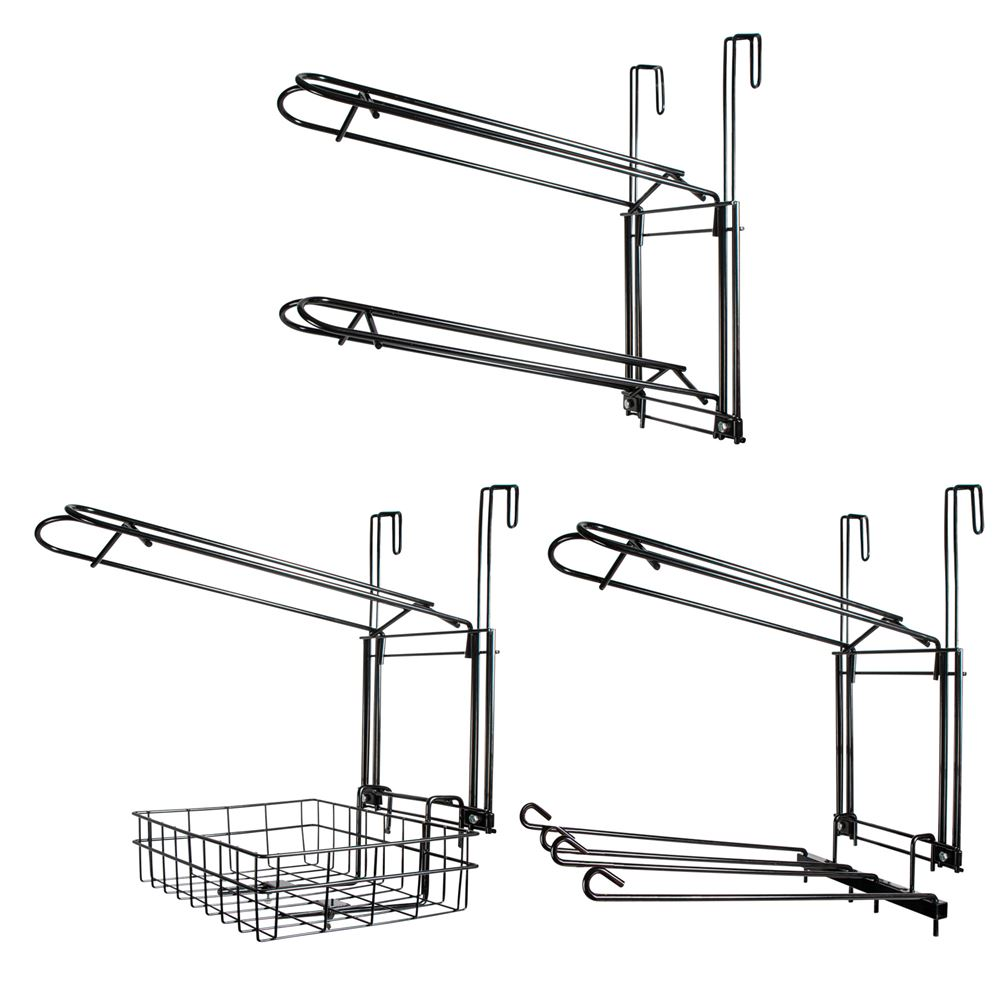 Easy-Up® 2 Tier Interchangeable Saddle Rack System