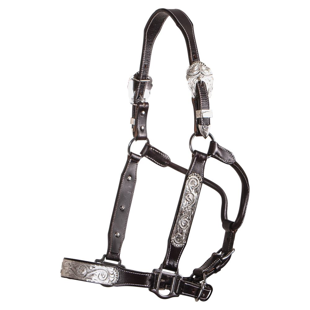 Double S® Caroline Show Halter with lead
