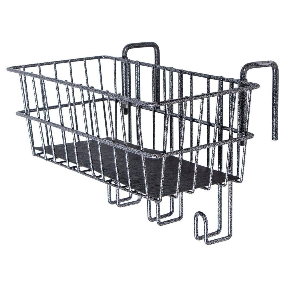 EASY UP® PRO SERIES PORTABLE STALL BASKET&TACK RACK