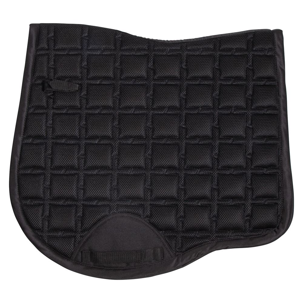 Dura-Tech® Dressage Pad w/ Protective Girth Guard