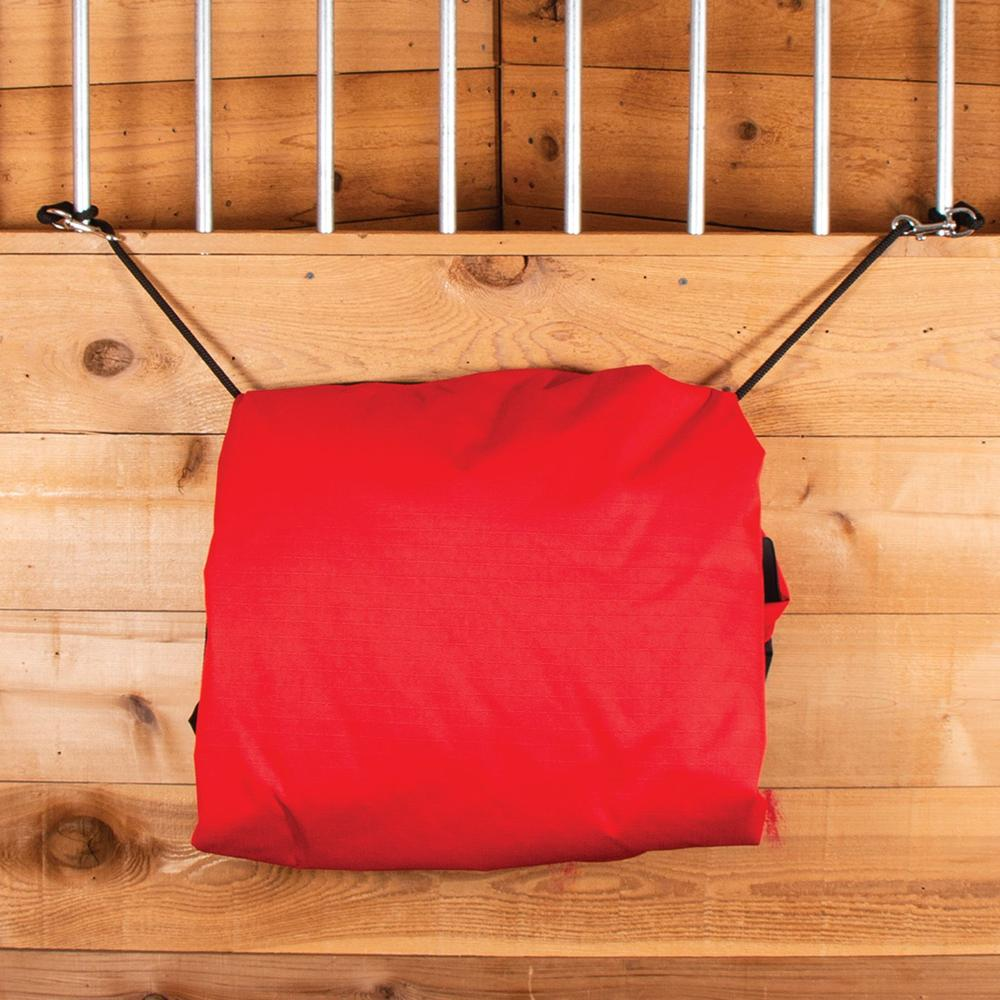 DURA-TECH® ROPE STALL FRONT HORSEWEAR HANGER