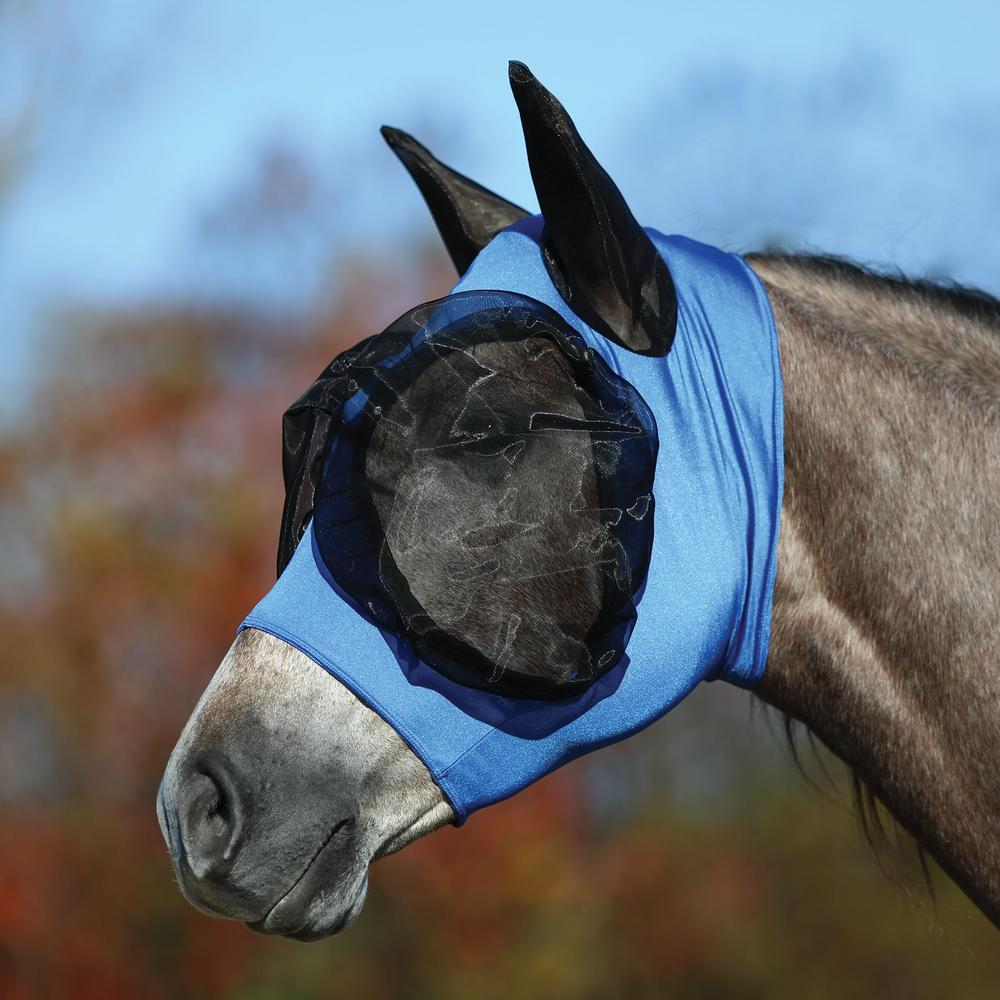Dura-Tech® Comfort Plus Bug Eye Pull On Fly Mask