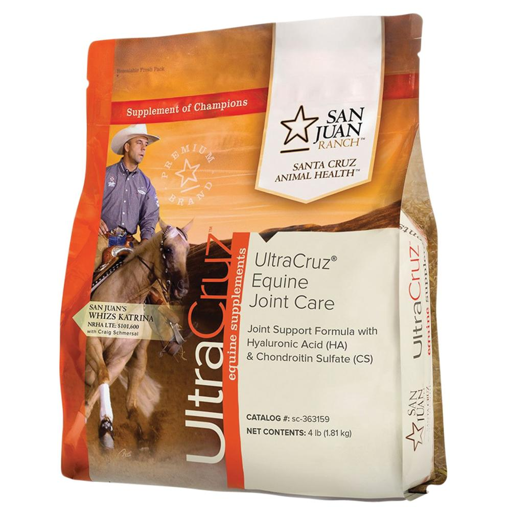 UltraCruz Equine Joint Performance Supplement 4 lb.