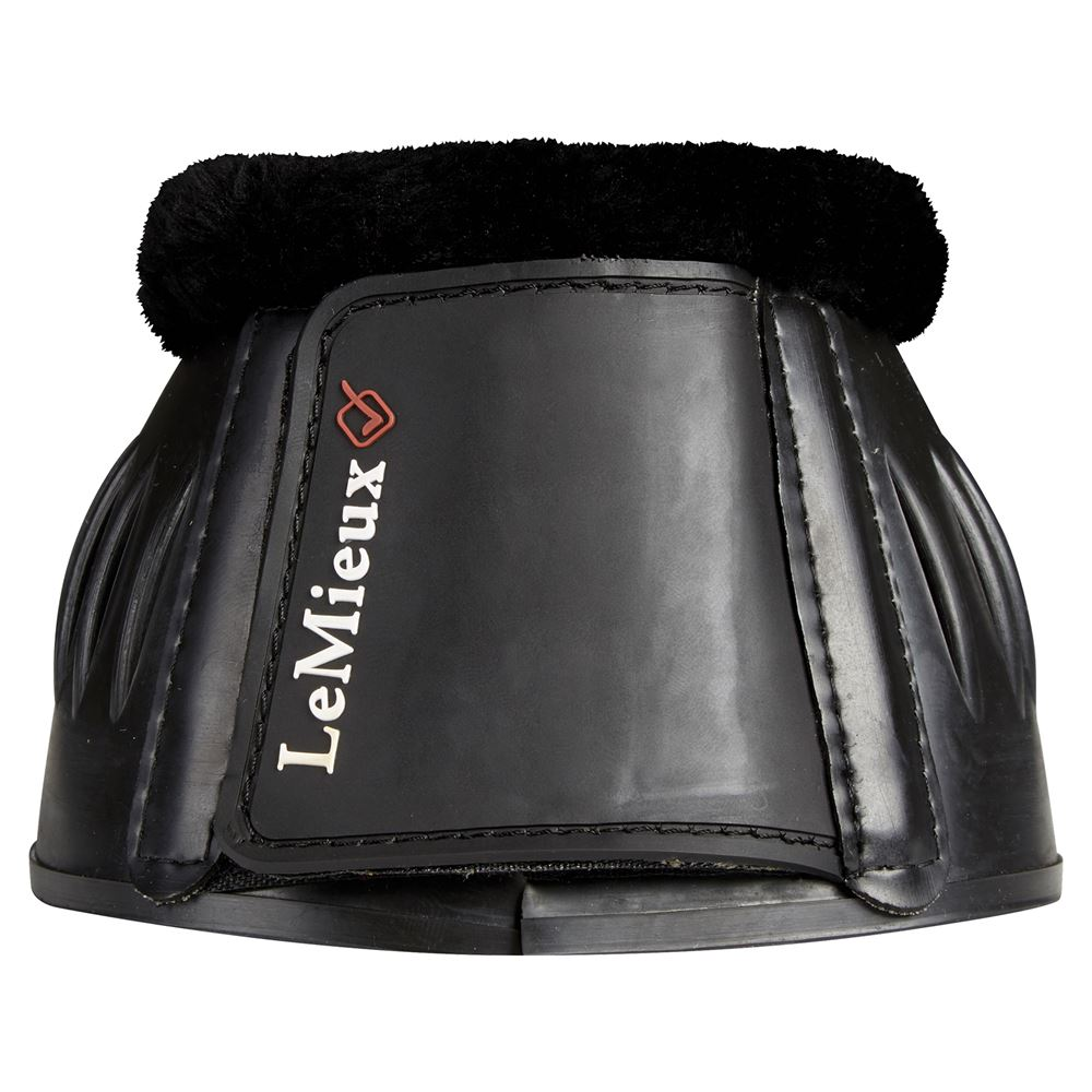Lemieux® Fleece Rubber Bell Boots
