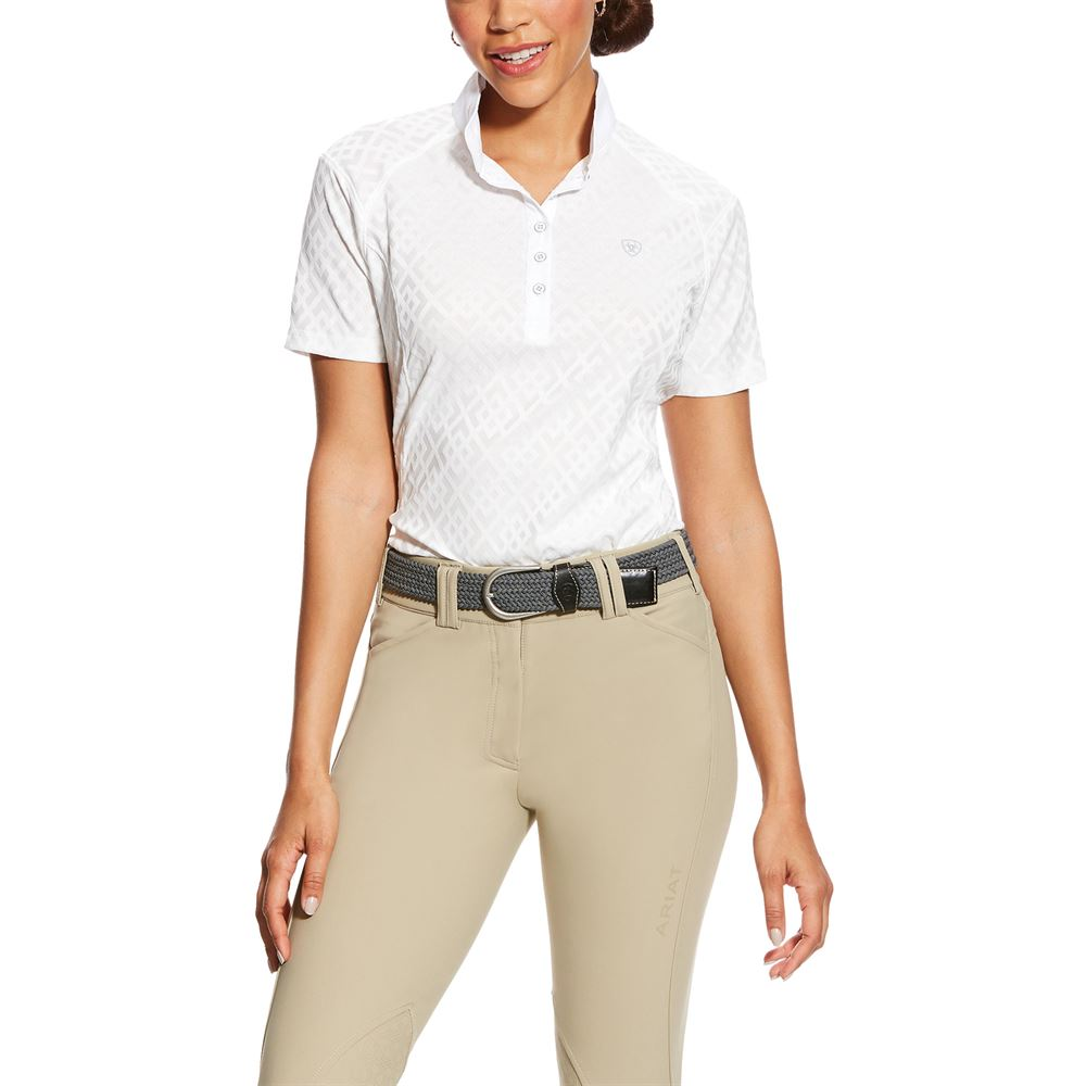 Ariat® Ladies Showstopper Show Shirt