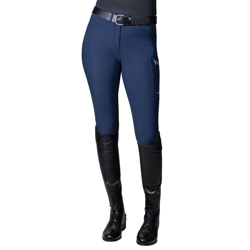 Ariat® Ladies Triton Grip Knee Patch Breech