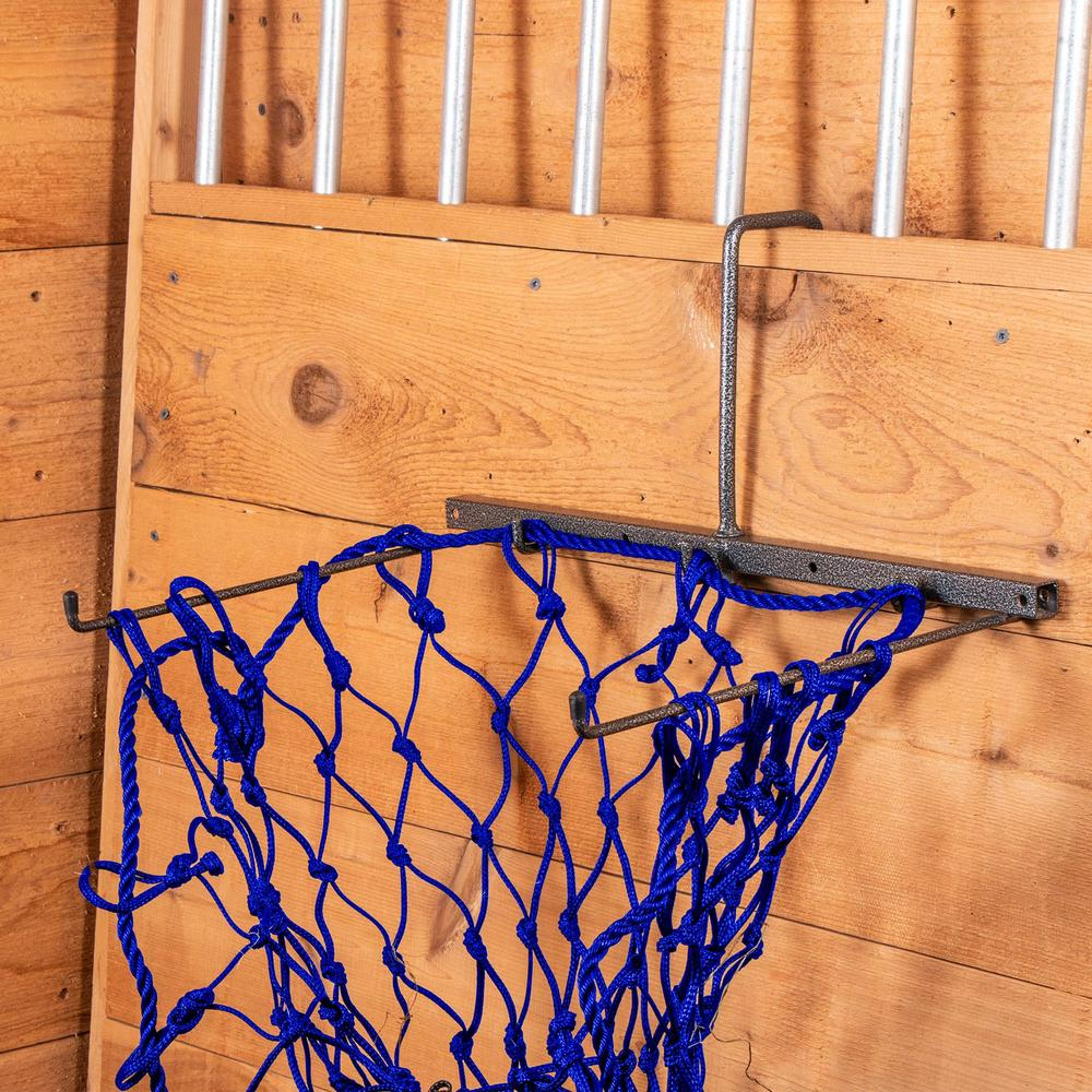 Easy-Up Easy Load Frame for Hay Nets