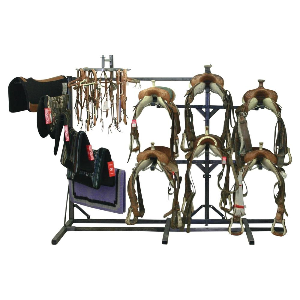 EQUIRACKS COMPLETE TACK RACK