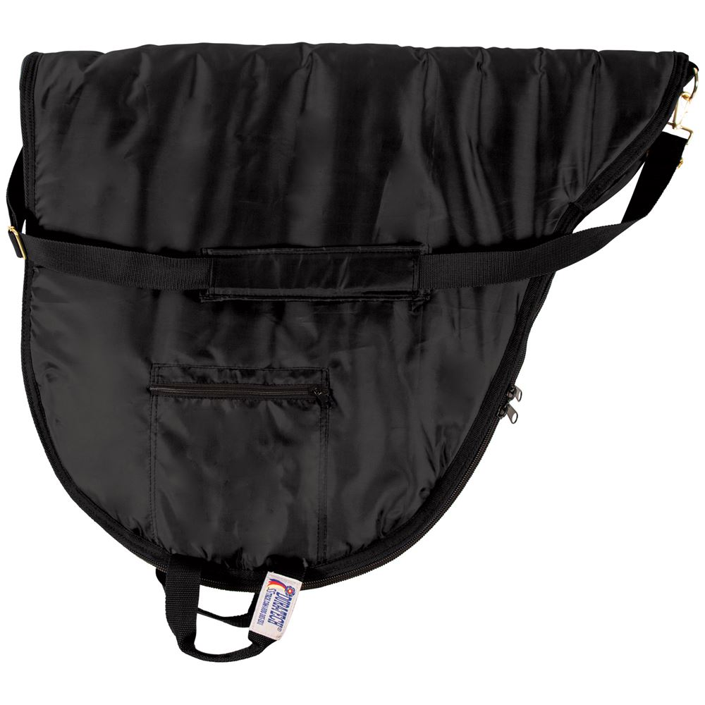 Dura-Tech® Supreme Cutback/Dressage Padded Saddle Case with Pockets