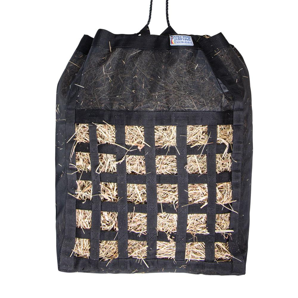 Dura-Tech® Double Sided Mesh Hay Bag with Drawstring