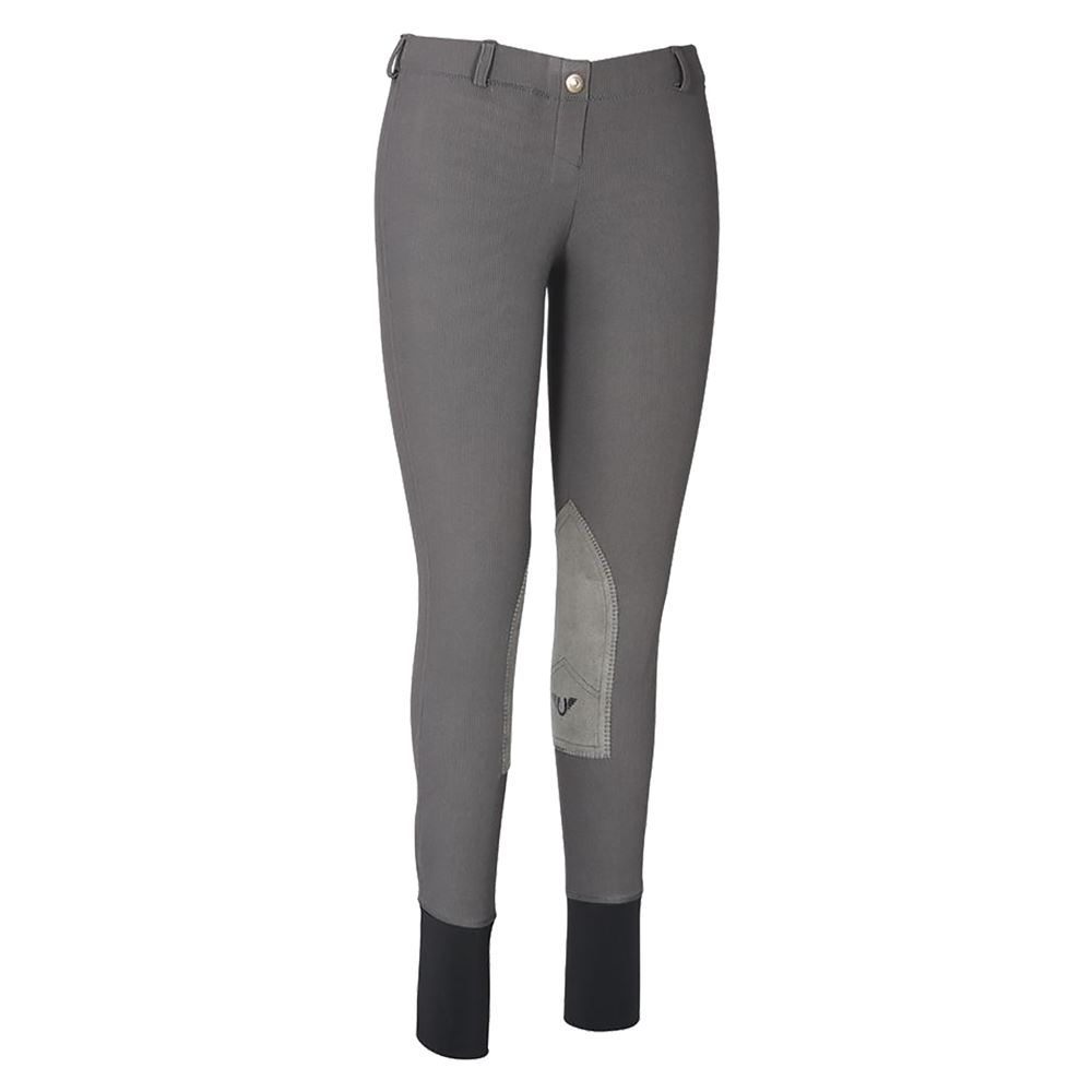 Tuffrider® Ladies Ribb Low-Rise Pull-On KP Breech