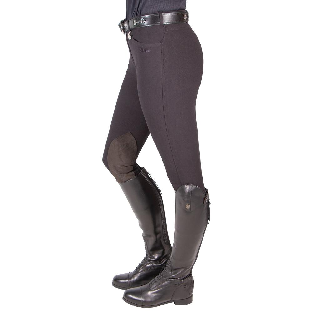 Tuffrider® Ladies Perfect Knee Patch Breeches