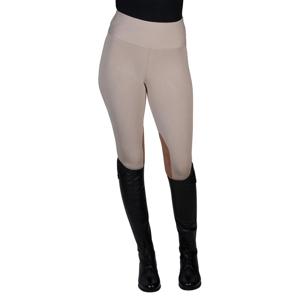 Tuffrider® Ladies Prime Knee Patch Tights