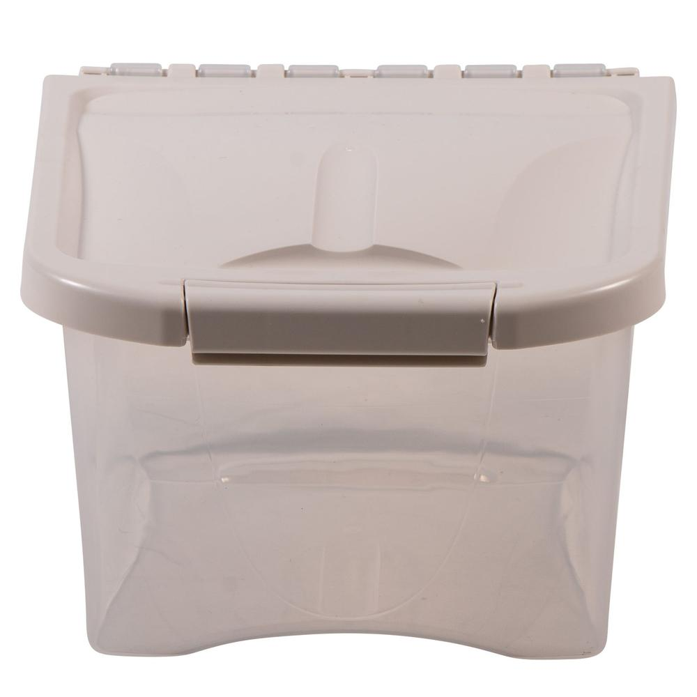 Feed Storage Container with Lid 5lbs
