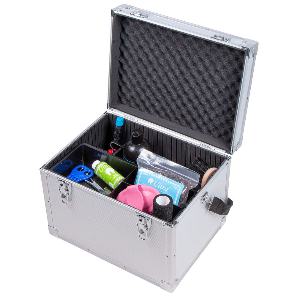 Dura-Tech® Aluminum grooming Box