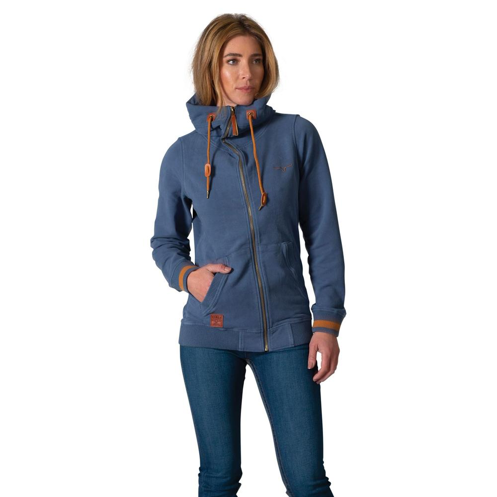 Kimes Ranch Ladies Augier Zip Front Hoodie