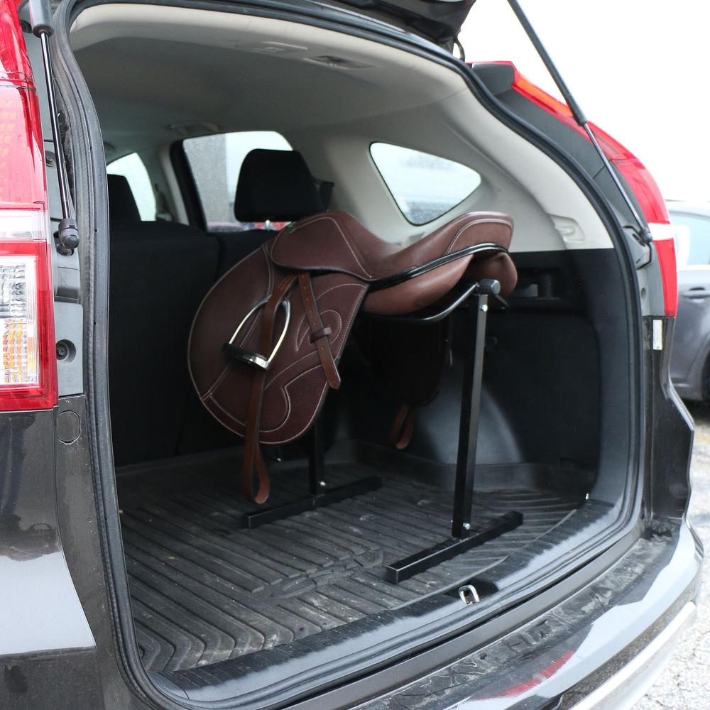 Easy-Up® Car Saddle Rack Stand