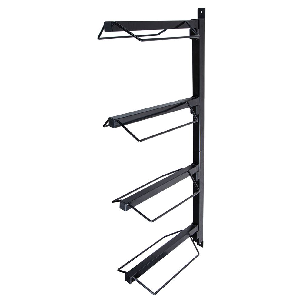 Easy-Up 4 Tier Mounted Saddle Rack