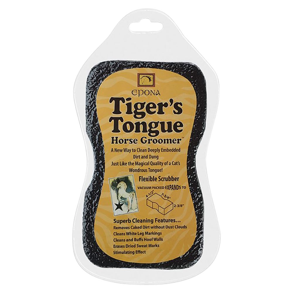 Epona Tiger's Tongue Horse Groomer™