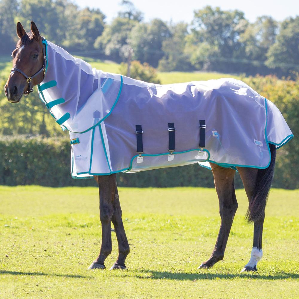 Shires Highlander Fly Sheet w/ Detach A Neck