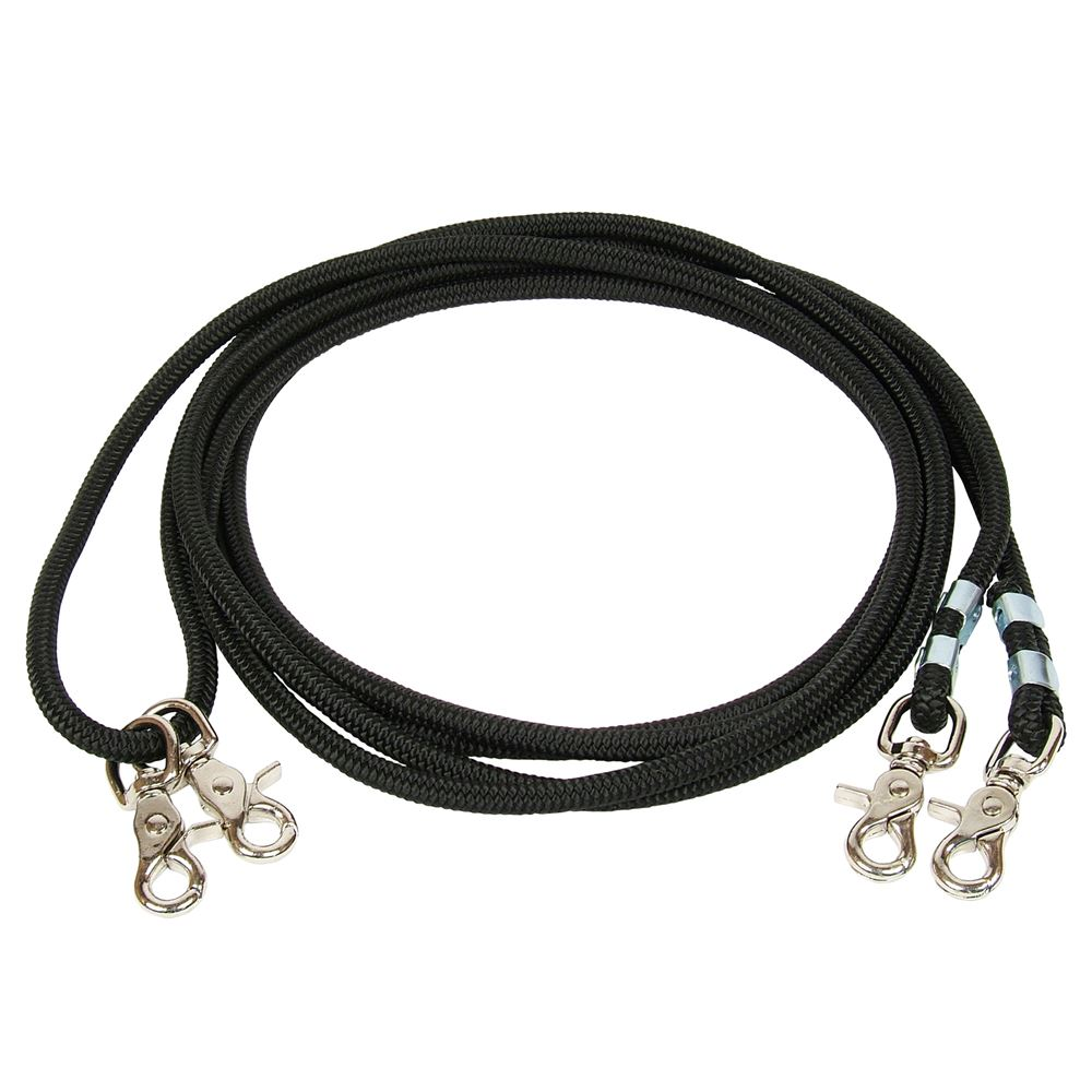 Professional's Choice® Schutz® Cord Rope Draw Reins