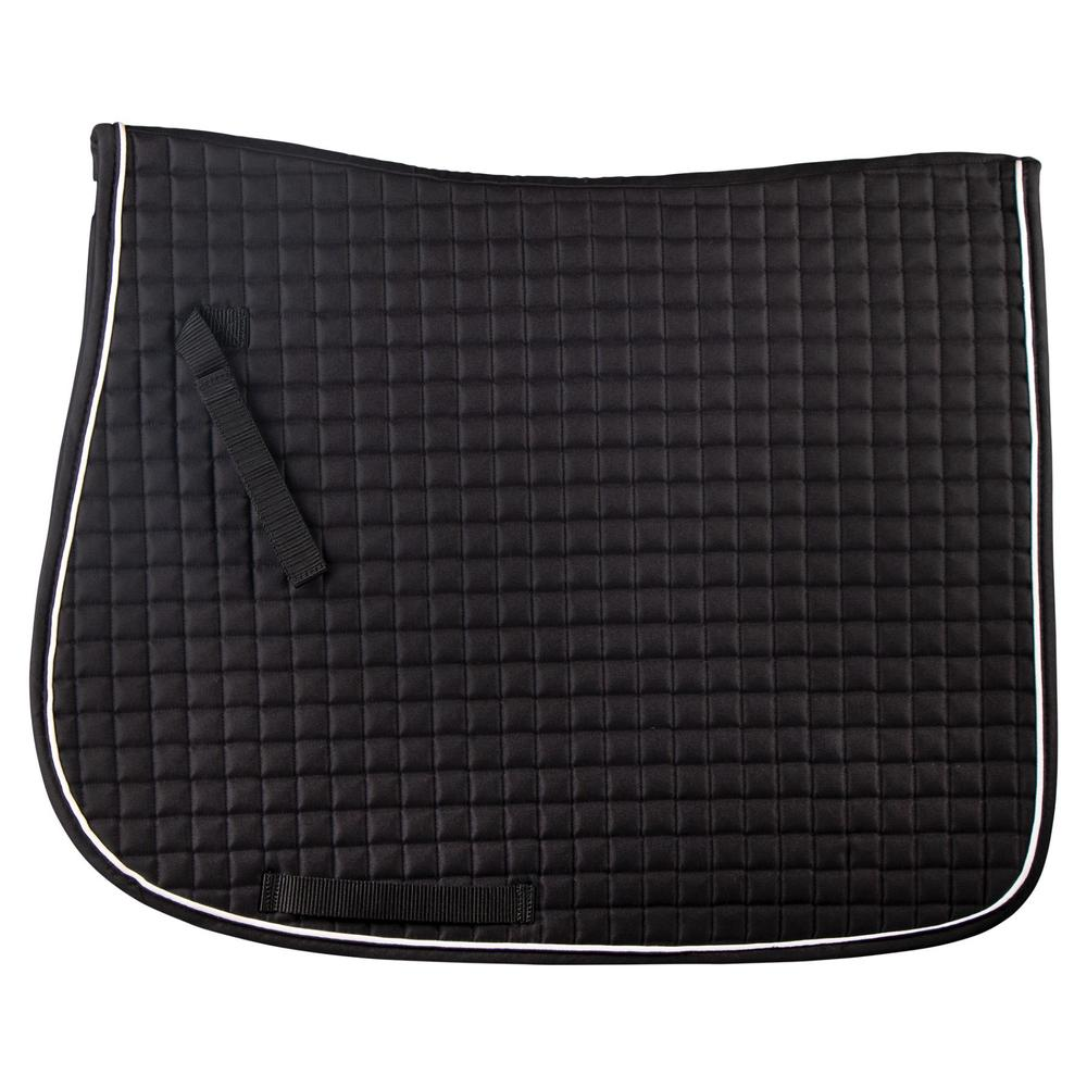 Dura-Tech® Dressage pad with piping