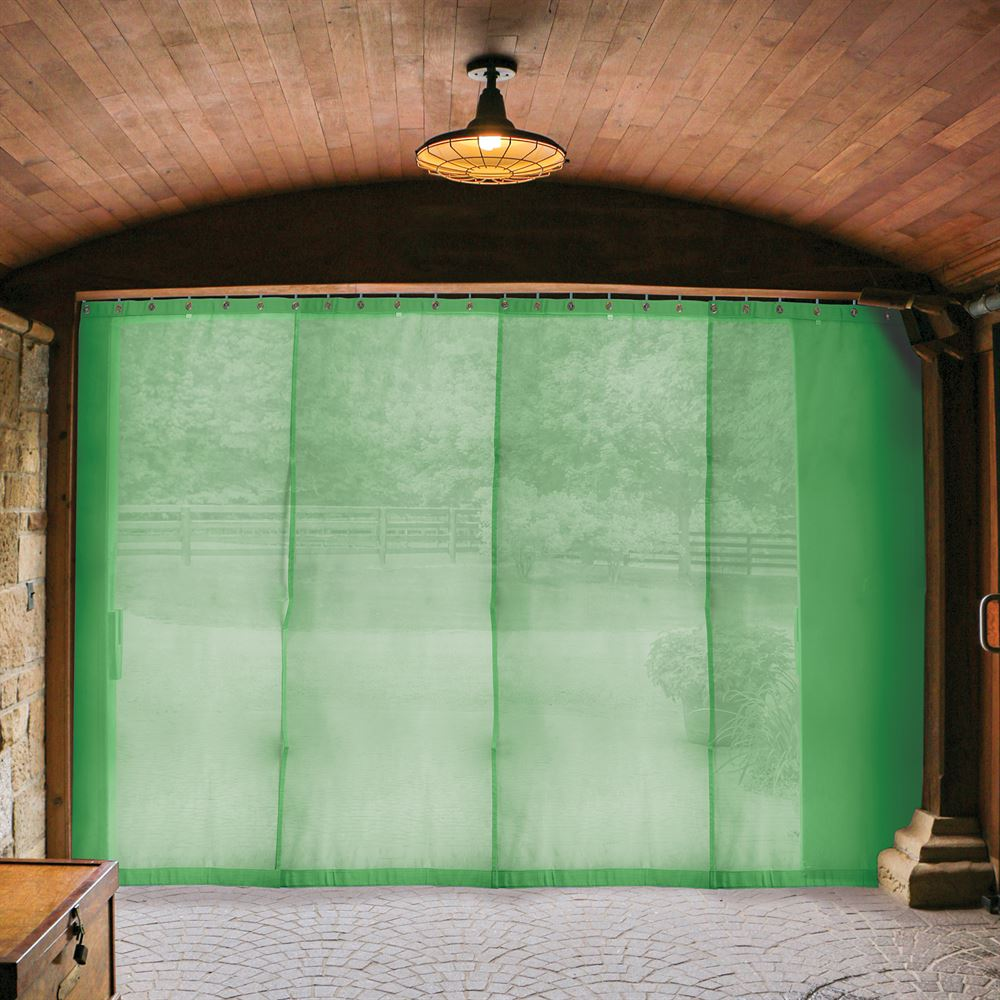 Mosquito Mesh Aisle Entry Way Fly Curtain