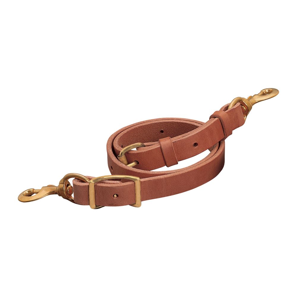Weaver® Deluxe Leather Tie Down Strap