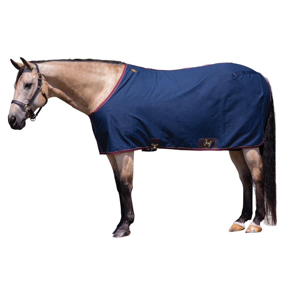 Big D Cotton Stable Sheet Closed Front