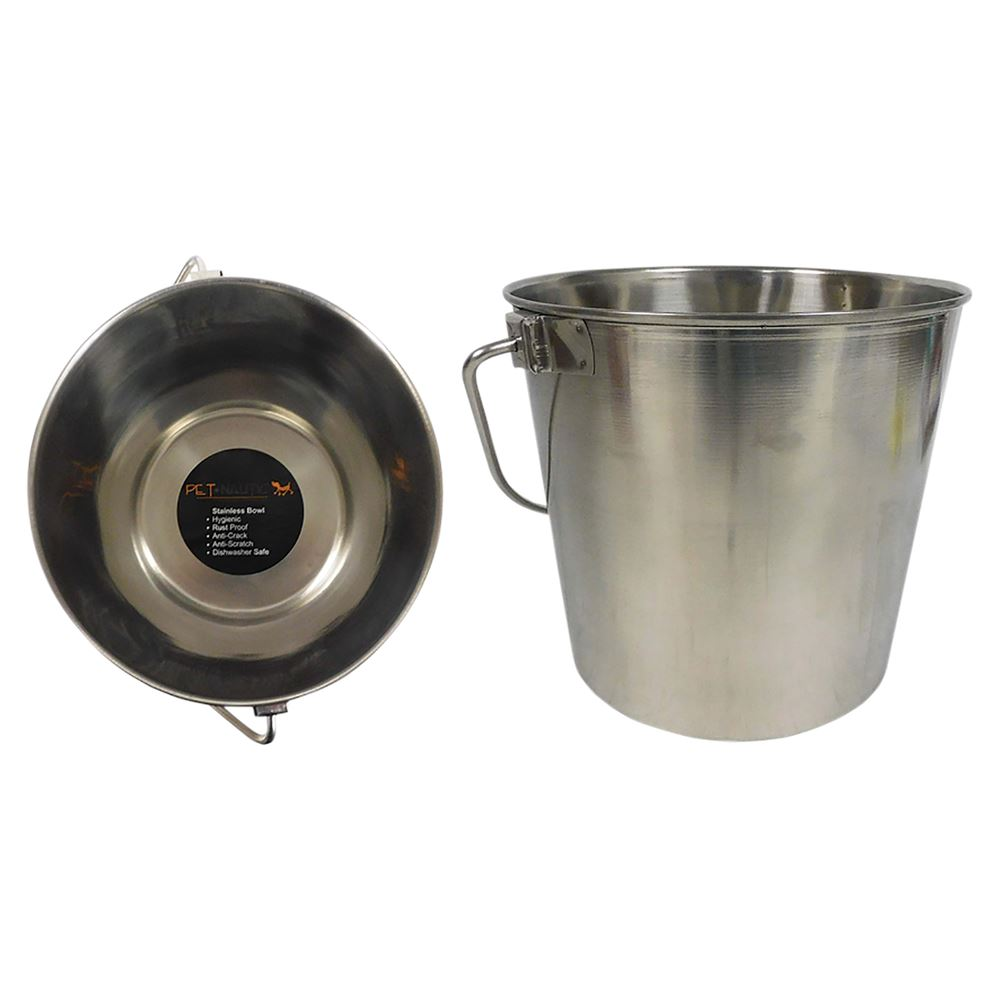 Stainless Steel Bucket 4 Qt