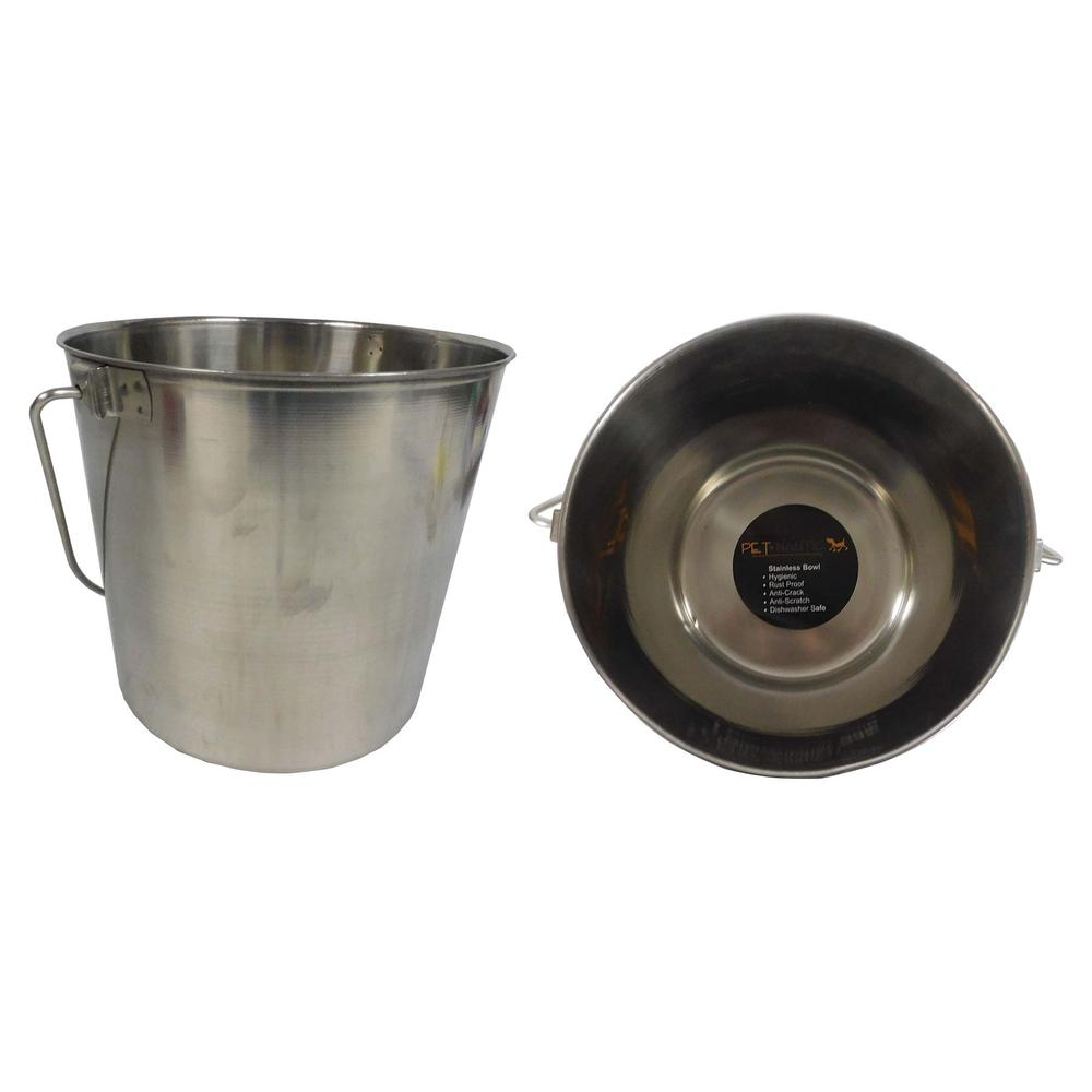 Stainless Steel Bucket 6 Qt
