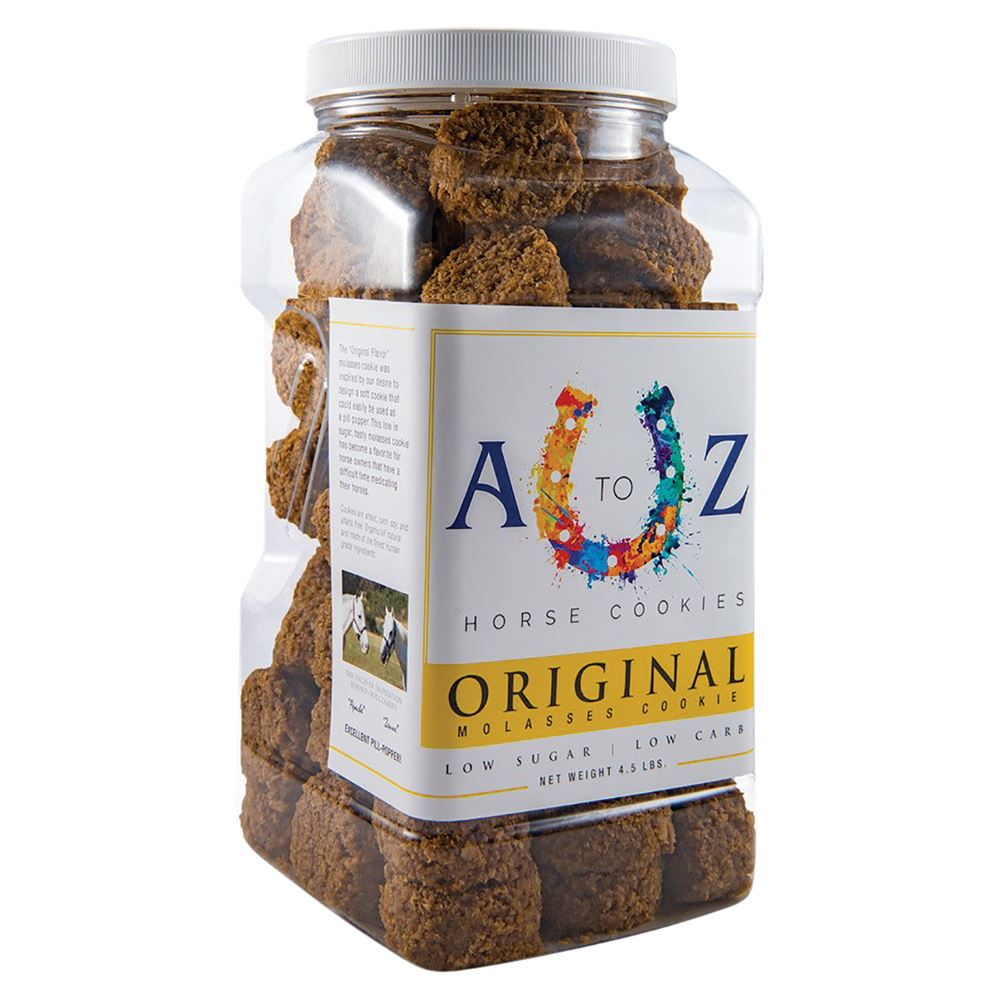 A to Z Horse Cookies 4.5 lb.