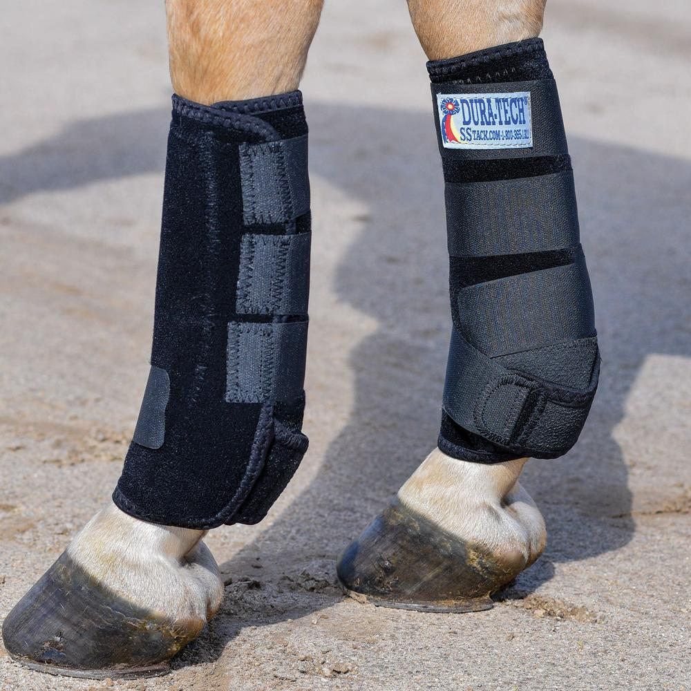 Dura-Tech® Support Boots with Strike Protector